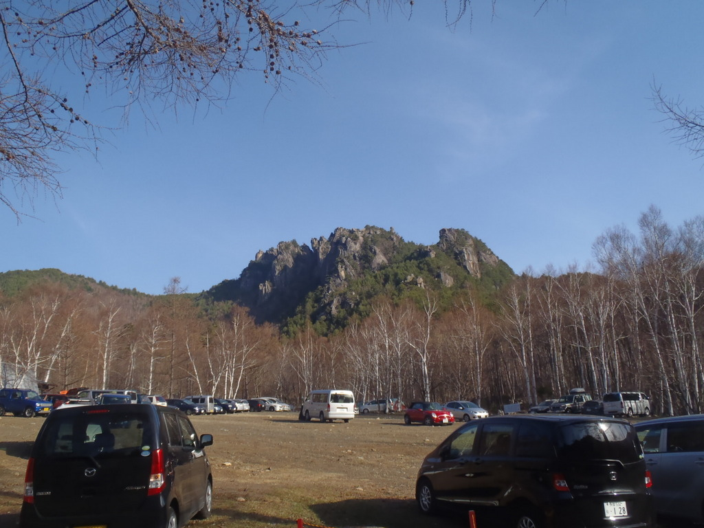 青空の廻目平キャンプ場